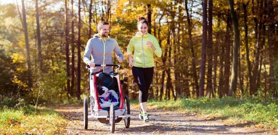Sustainable Exercise Partnership Exercising With Kids