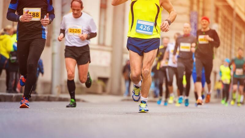 Sustainable Exercise Partnership London Marathon